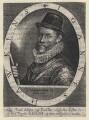 Sir John Hawkins, by Magdalena de Passe, by  Willem de Passe - NPG D5922