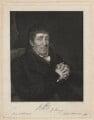 John Scott, by William Camden Edwards, after  R. Mendham - NPG D5924