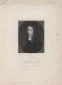 John Selden, by Robert Hart, published by  Charles Knight, after  Sir Peter Lely - NPG D5933