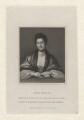 Anna Seward, by Anthony Cardon, after  Tilly Kettle - NPG D5941