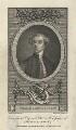 William Shenstone, by John Hall, published by  James Dodsley, after  Thomas Ross - NPG D5959