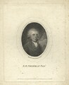 Richard Brinsley Sheridan, by F. Serle, after a bust by  John Charles Lochée - NPG D5968