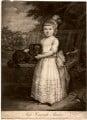 Hannah Barker, by Henry Kingsbury, after  Thomas Stubly - NPG D600