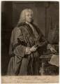 Sir John Barnard, by John Faber Jr, after  Allan Ramsay - NPG D633