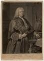 Sir John Barnard, by John Faber Jr, after  Allan Ramsay - NPG D634