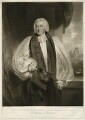 Shute Barrington, by and published by William Say, after  William Owen - NPG D644