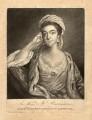 Elizabeth Barrington (née Vassal), printed for Carington Bowles, after  Sir Joshua Reynolds - NPG D647