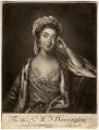 Elizabeth Barrington (née Vassal), printed for John Bowles, after  Sir Joshua Reynolds - NPG D648