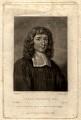 Isaac Barrow, by Richard Earlom, after  David Loggan - NPG D650