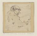 Maurice de Sausmarez, by Eric Atkinson - NPG D6546