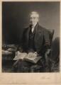 Thomas Emerson Headlam, by George Henry Phillips, after  Thomas Heathfield Carrick - NPG D6564