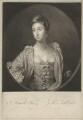 Anne Bastard (née Worsley), by James Macardell, after  Sir Joshua Reynolds - NPG D658