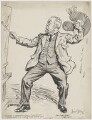 John Singer Sargent, by Sir (John) Bernard Partridge - NPG D6612a