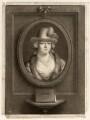 Sarah Bates (née Harrop), by William Pether - NPG D662