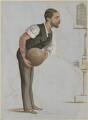Prince Alfred, Duke of Edinburgh and Saxe-Coburg and Gotha, by Carlo Pellegrini - NPG D6733