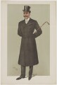 Prince Francis of Teck, by Sir Leslie Ward - NPG D6744