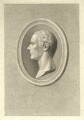 George John Spencer, 2nd Earl Spencer, by Francesco Bartolozzi, after  Nathaniel Marchant - NPG D6825