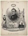 Joseph Rayner Stephens, printed by W. Clerk - NPG D6846