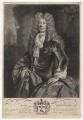 Sir Philip Sydenham, 3rd Bt, by John Smith, after  D. De Haese - NPG D6909