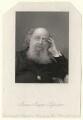 James Joseph Sylvester, by George J. Stodart, after a photograph by  Messrs J. Stilliard & Co - NPG D6911