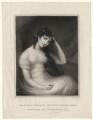 Corisande Armandine, Countess of Tankerville, by John Cochran, after a miniature by  Anne Mee (née Foldsone) - NPG D6918