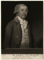 Thomas Tayler, by William Ward, after  William Redmore Bigg - NPG D6926