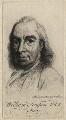William Tempest, by Benjamin Wilson - NPG D6938