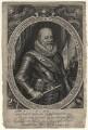 George Carew, Earl of Totnes, by Robert van Voerst - NPG D6968