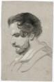 Edward John Trelawny, by Seymour Stokes Kirkup - NPG D6981