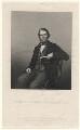Sir Charles Edward Trevelyan, 1st Bt, by Daniel John Pound, after a photograph by  John Watkins - NPG D6982