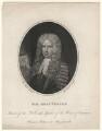 Sir John Trevor, by William Bond, after  Joseph Allen - NPG D6984