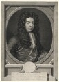Sir William Trumbull, by George Vertue, after  Sir Godfrey Kneller, Bt - NPG D6988