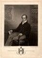 Thomas Starling Benson, by Samuel William Reynolds, after  Benjamin De La Cour - NPG D700