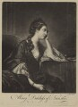 Mary (née Panton), Duchess of Ancaster, by Charles Spooner, after  Sir Joshua Reynolds - NPG D7007