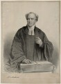 James Stuart Murray Anderson when preaching, by Charles Baugniet - NPG D7013