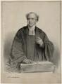 James Stuart Murray Anderson when preaching, by Charles Baugniet - NPG D7013