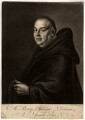 Edward Berry, by Richard Houston, printed for  John Bowles, printed for  Carington Bowles, after  Thomas Worlidge - NPG D702