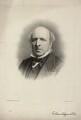 William Angerstein, by Morris & Co, after  Unknown artist - NPG D7022