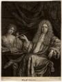 Adrian Beverland, by Isaac Beckett, after  G.D. Vois - NPG D703