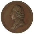 Joseph Priestley, by Thomas Halliday - NPG D7056