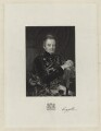 John Campbell, 7th Duke of Argyll, by James Posselwhite, after  Sir William Charles Ross - NPG D7102