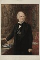 George Douglas Campbell, 8th Duke of Argyll, supplement to The Graphic, after  Sydney Prior Hall - NPG D7107