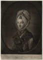 Elizabeth (née Gunning), Baroness Hamilton of Hameldon, by Robert Lawrie (Lowry), published by  Robert Sayer, after  Katharine Read - NPG D7118