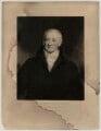 James Scarlett, 1st Baron Abinger, by Henry Cousins, published by  William Walker, after  Sir Martin Archer Shee - NPG D7148