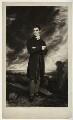 Sir Thomas Dyke Acland, 10th Bt, by Samuel William Reynolds, after  William Owen - NPG D7156