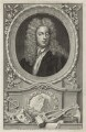 Joseph Addison, by Jacobus Houbraken, after  Sir Godfrey Kneller, Bt - NPG D7173