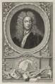 Joseph Addison, by Jacobus Houbraken, after  Sir Godfrey Kneller, Bt - NPG D7173