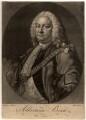William Benn, by John Faber Jr, after  Thomas Hudson - NPG D718