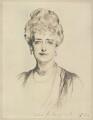 Mabell Frances Elizabeth (née Gore), Countess of Airlie, after John Singer Sargent - NPG D7185
