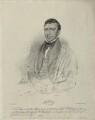 Sir George Biddell Airy, by Isaac Ware Slater, after  Thomas Charles Wageman - NPG D7186